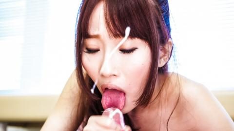 Threesome asian blow job with Yui Misaki - JavHD