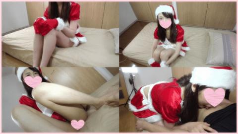 FC2 PPV 483729 First time 3P in life Completion face-up cum shot 3P Ai-chan Santa cum inside with smile with high quality ZIP